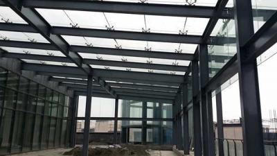 乐虎国际电脑版_钢结构屋面